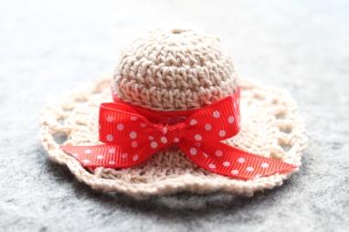 Cappellino Crochet